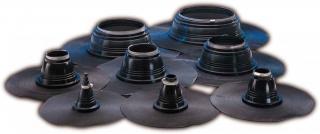 Roof Parts SK-Inddækningsmanchet firk 80 x 80 - 140 x 140 mm